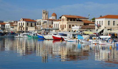 איך נראה אי יווני בחורף? טיול יום מאתונה אל האי אגינה