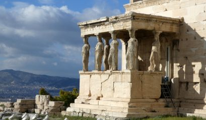 האקרופוליס ושכונת פלאקה – הלב של אתונה העתיקה