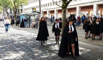 הארי פוטר בפורטוגל – על מנהגי הסטודנטים בקוימברה
