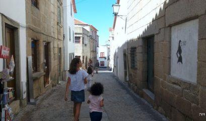 כאן מדברים מירנדז' – על חבל ארץ בצפון מזרח פורטוגל
