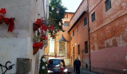 אשליות מעבר לנהר – שכונת טרסטוורה ברומא