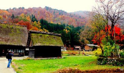 שבוע באלפים היפנים