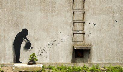 Pejac – אמן רחוב ששווה להכיר