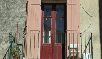 בלדה לחלון הצרפתי