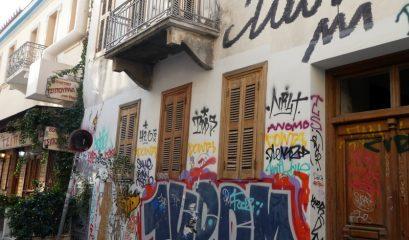 פסירי – שכונת טרנדית באתונה למטיילי היום ולציפורי הלילה