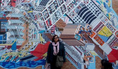 מבט על בייג'ין של היום, דרך ביקור במוזיאונים ובמתחמי אמנות
