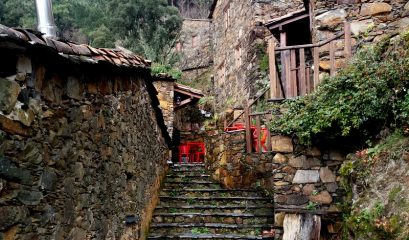 בתוך ענן – על כפרי הצפחה של פורטוגל