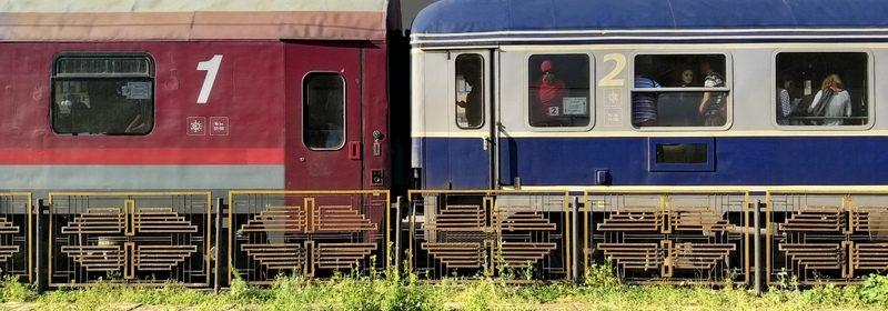 הרכבת מברשוב לבוקרשט