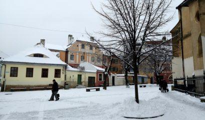רומניה בחורף – כשהנוף מתכסה בשמיכה לבנה