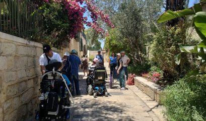 מעשה ב… טיול בירושלים