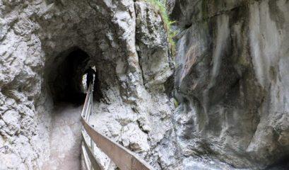מסלול מעגלי מהוך-אימסט אל קניון רוזנגרטן וחזרה דרך מסלול הקפלות