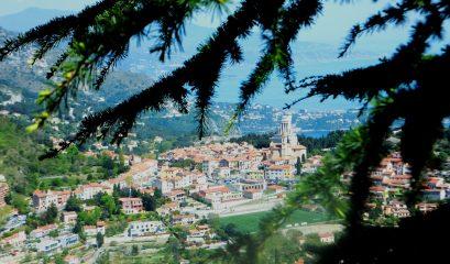 טיול נהדר ברגל בין כפרים עתיקים בריביירה הצרפתית