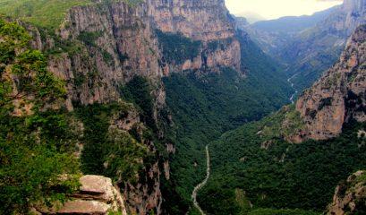 מסלול טיול בצפון יוון ופניני טבע בחבל זגוריה